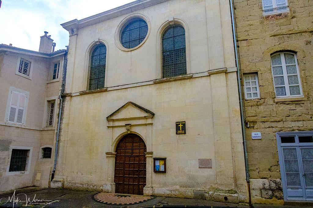 Protestant church in Valence