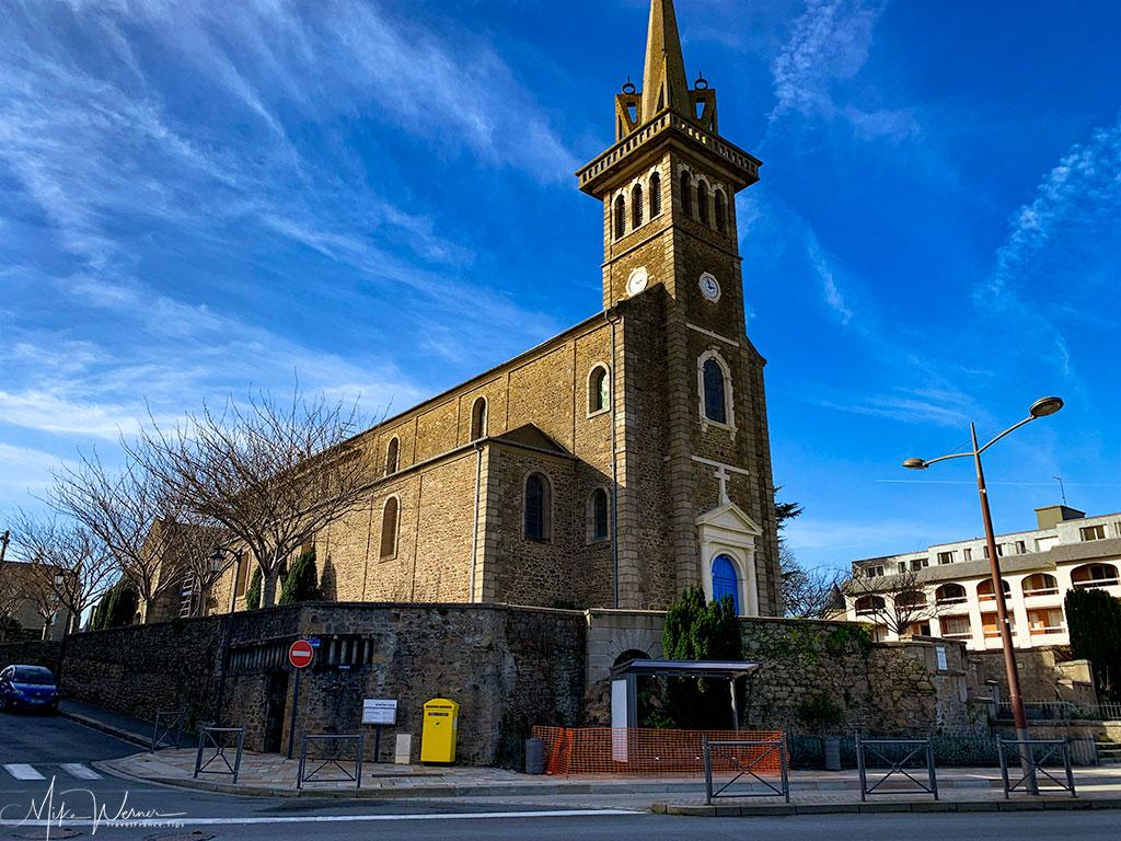 Notre Dame d'Emeraude de Dinard church