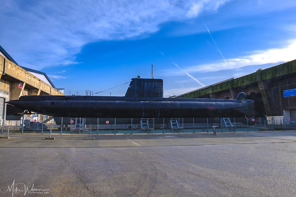 The Flore submarine museum