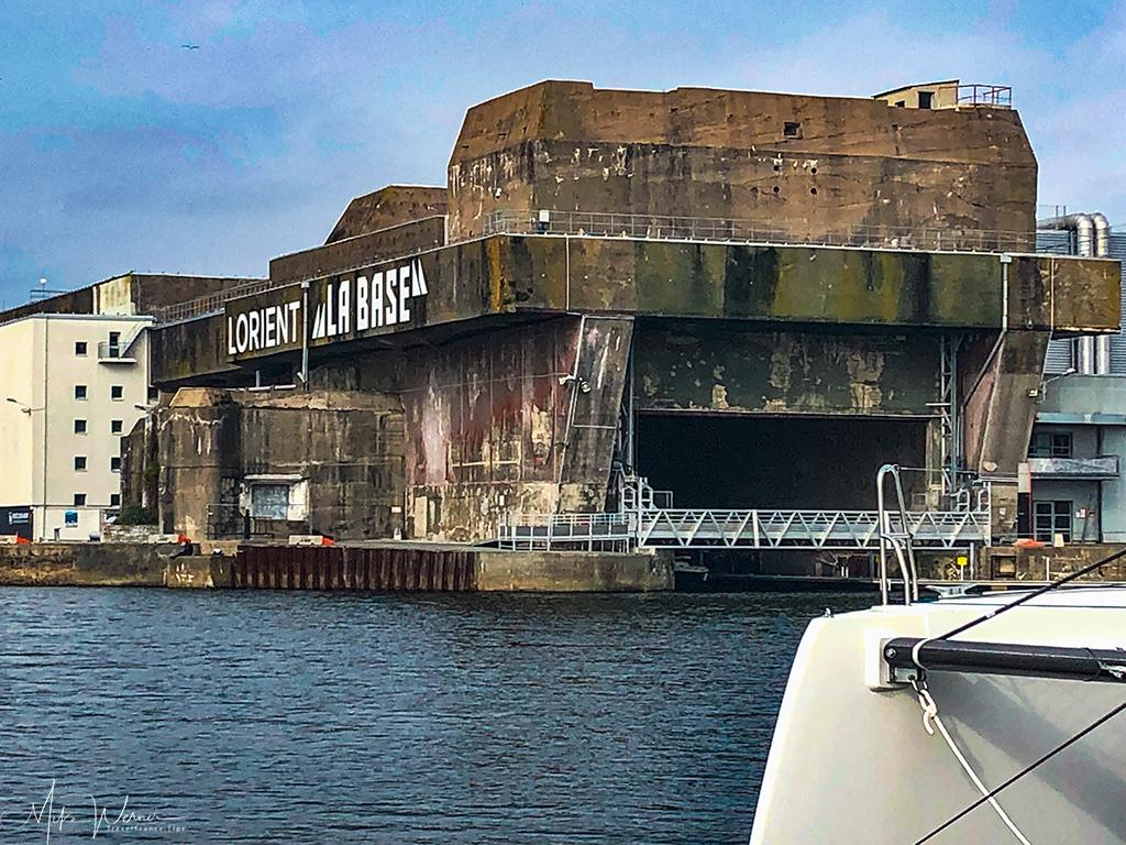 K3 submarine base