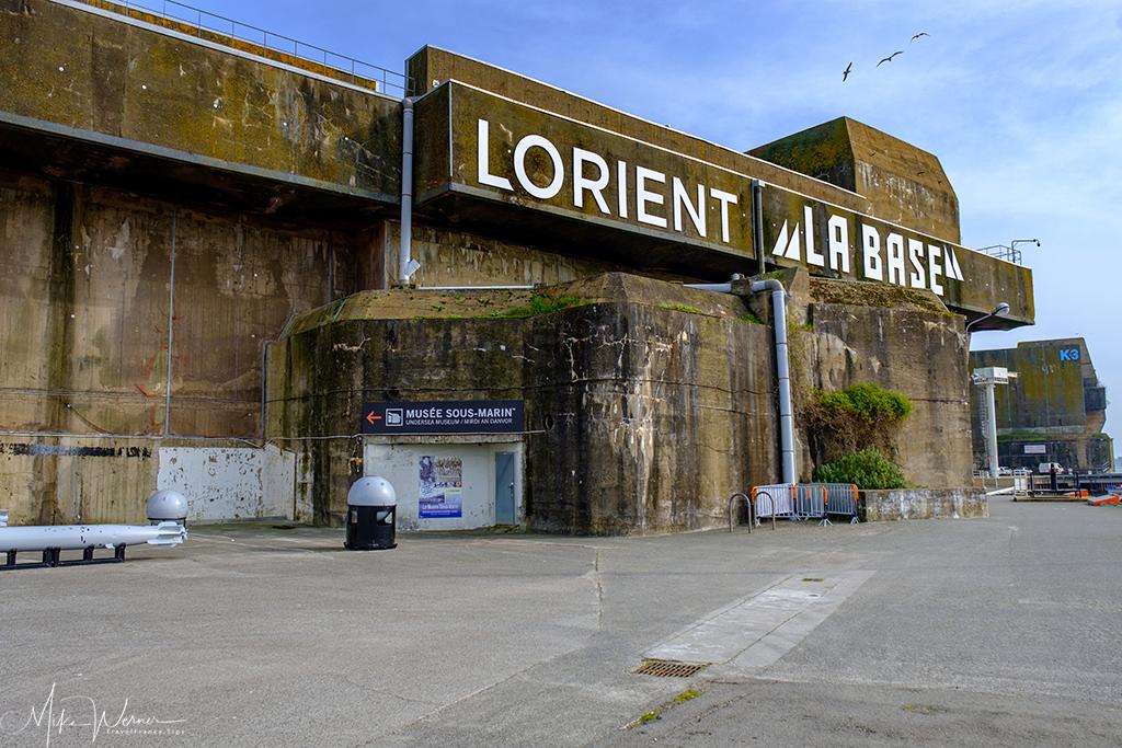 Lorient – Submarine Museum