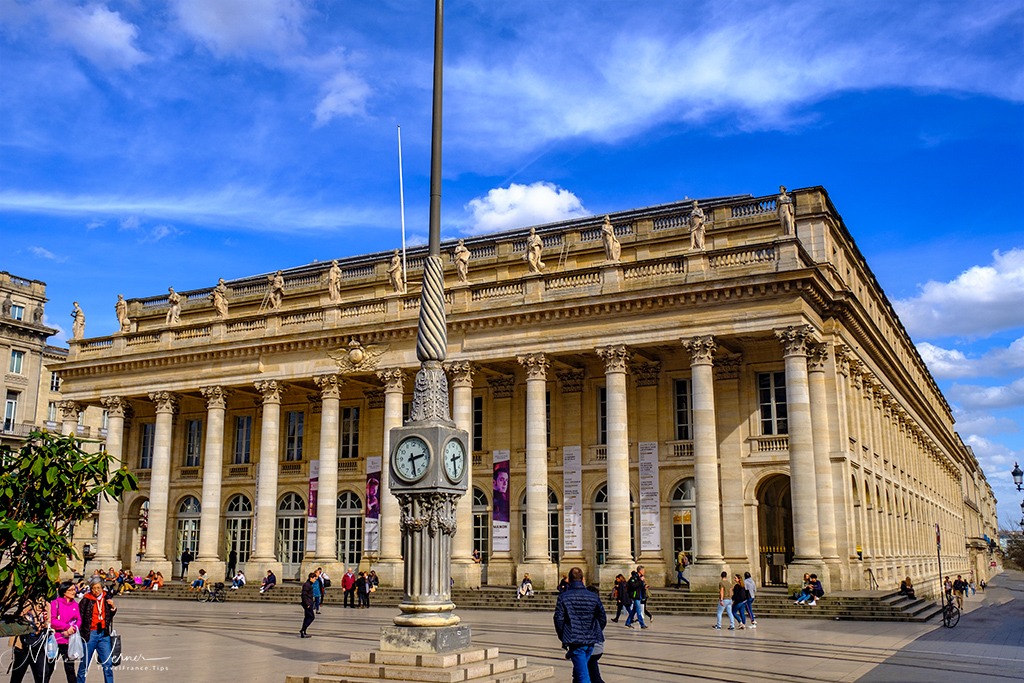 The Opera/Theatre (Grand Théâtre de Bordeaux)