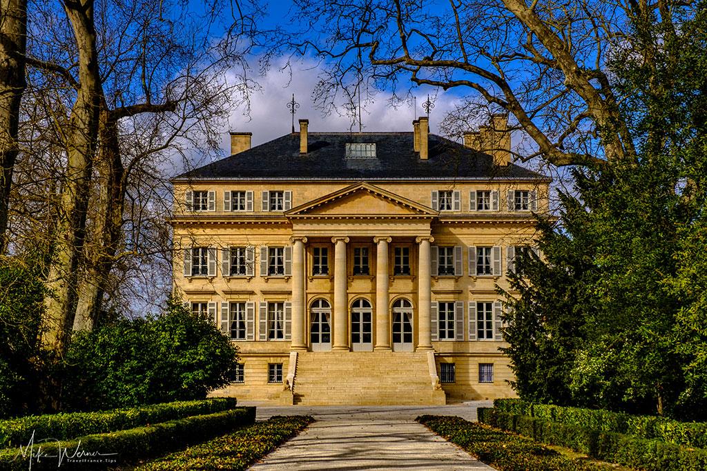Margaux-Cantenac – Chateau Margaux