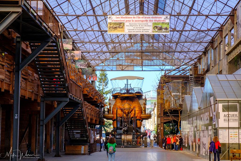 Nantes – Les Machines de Nantes