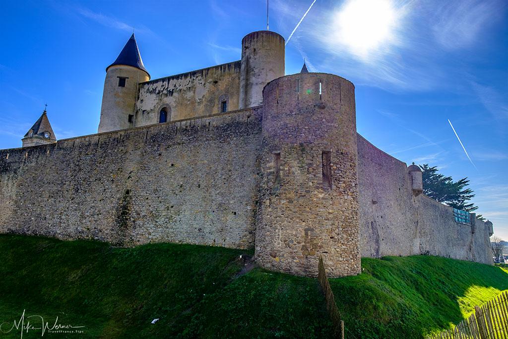 The Chateau de Noirmoutier