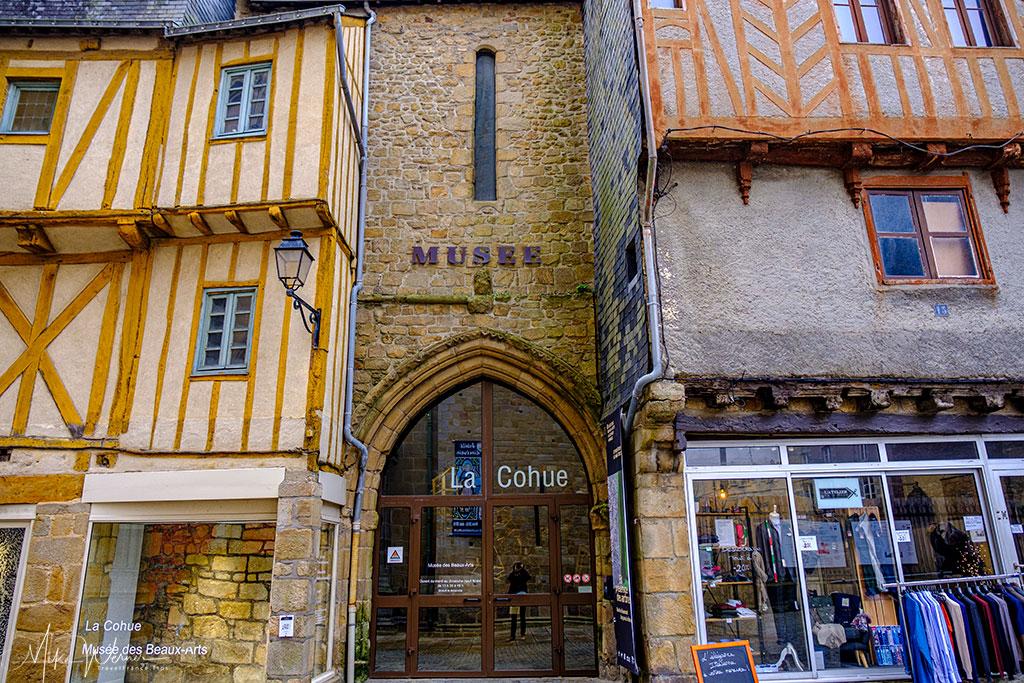 Museum (Beaux-Arts) in Vannes