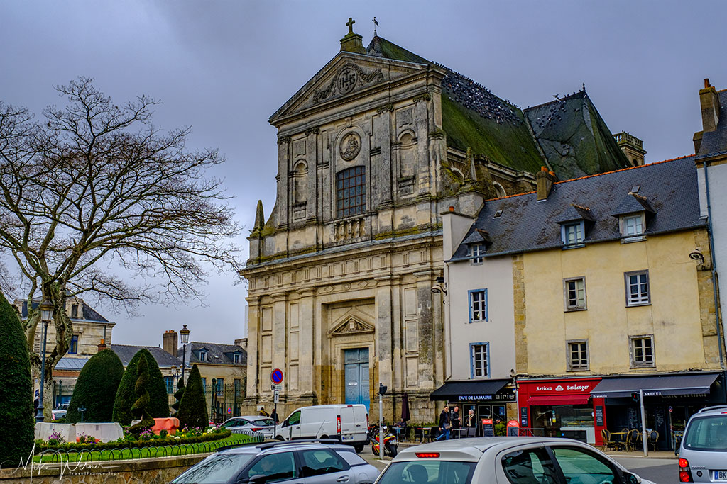 Vannes – Some Churches