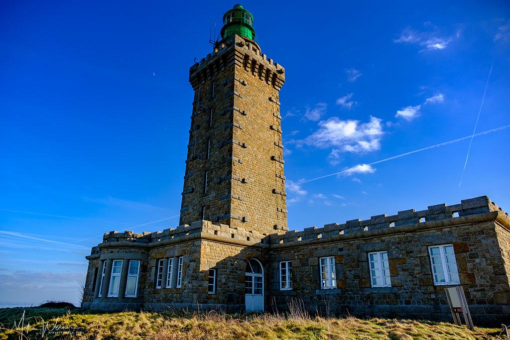 Lighthouse Phare du Cap Frehel in Brittany