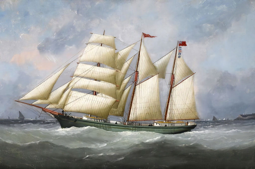 ???? Edouard Adam - Kaleda off Le Havre