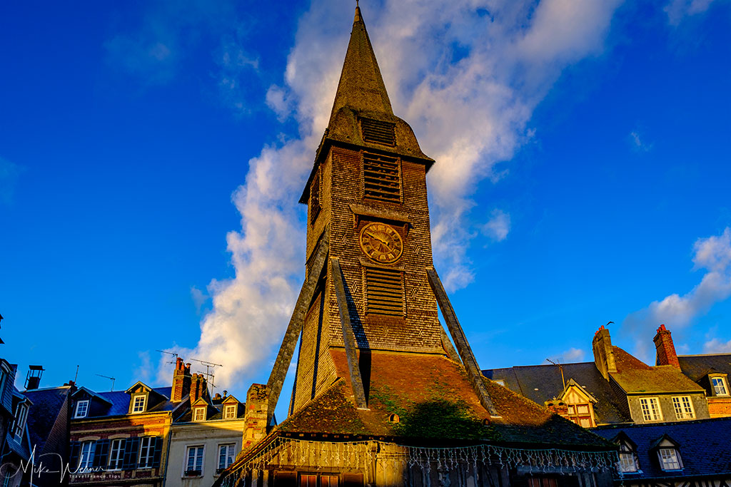 Honfleur – Saint-Catherine Church