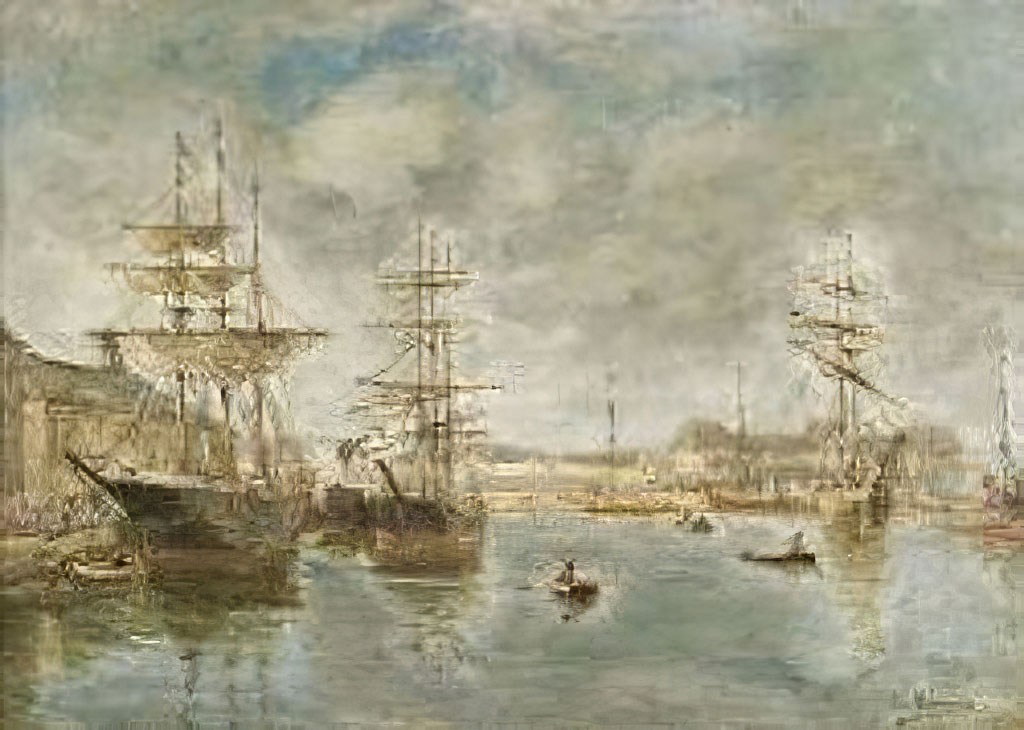 ???? Charles Pecrus - The Port of Le Havre