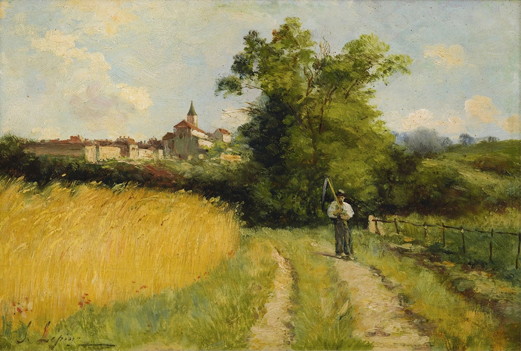 ???? Stanislas Lepine  - Harvesting close to Caen