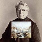 Caen – The Artists – Isabey, Eugene