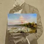 Caudebec-en-Caux – The Artists – Gudin, Theodore