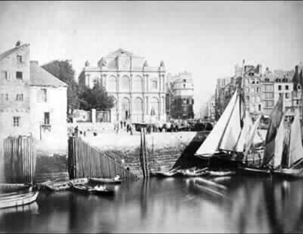 1856 - Gustave Le Gray - Le Havre, Museum of Fine Arts