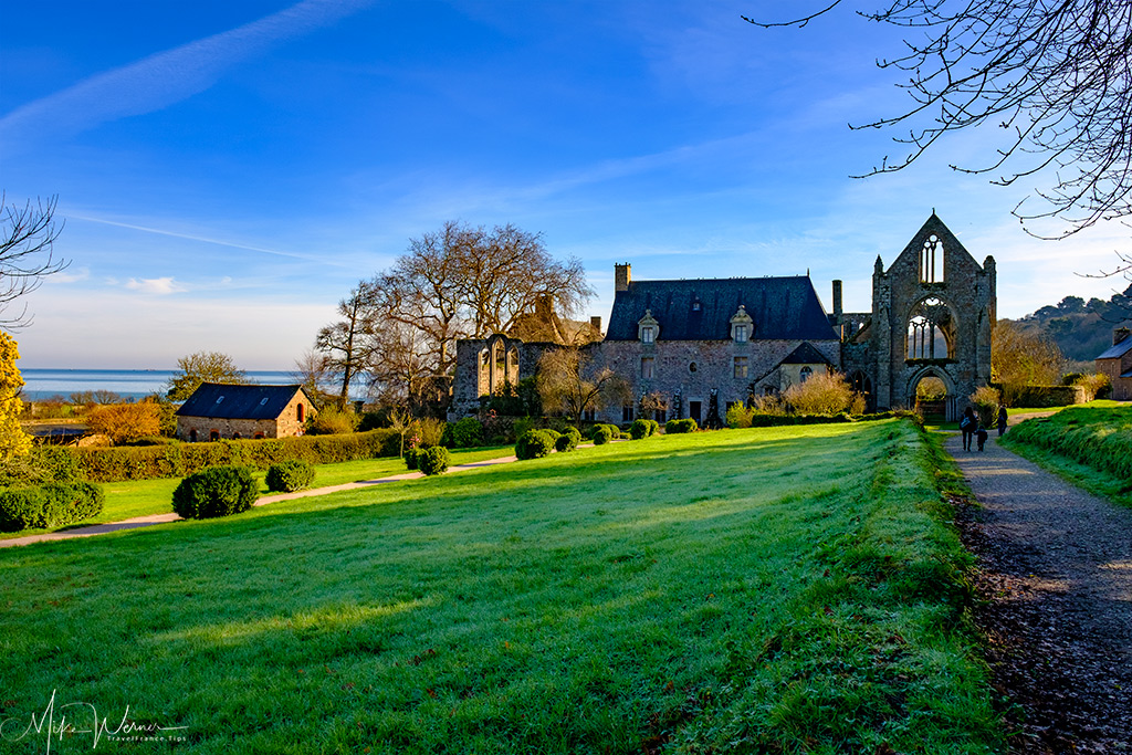 Beauport Abbey of Paimpol