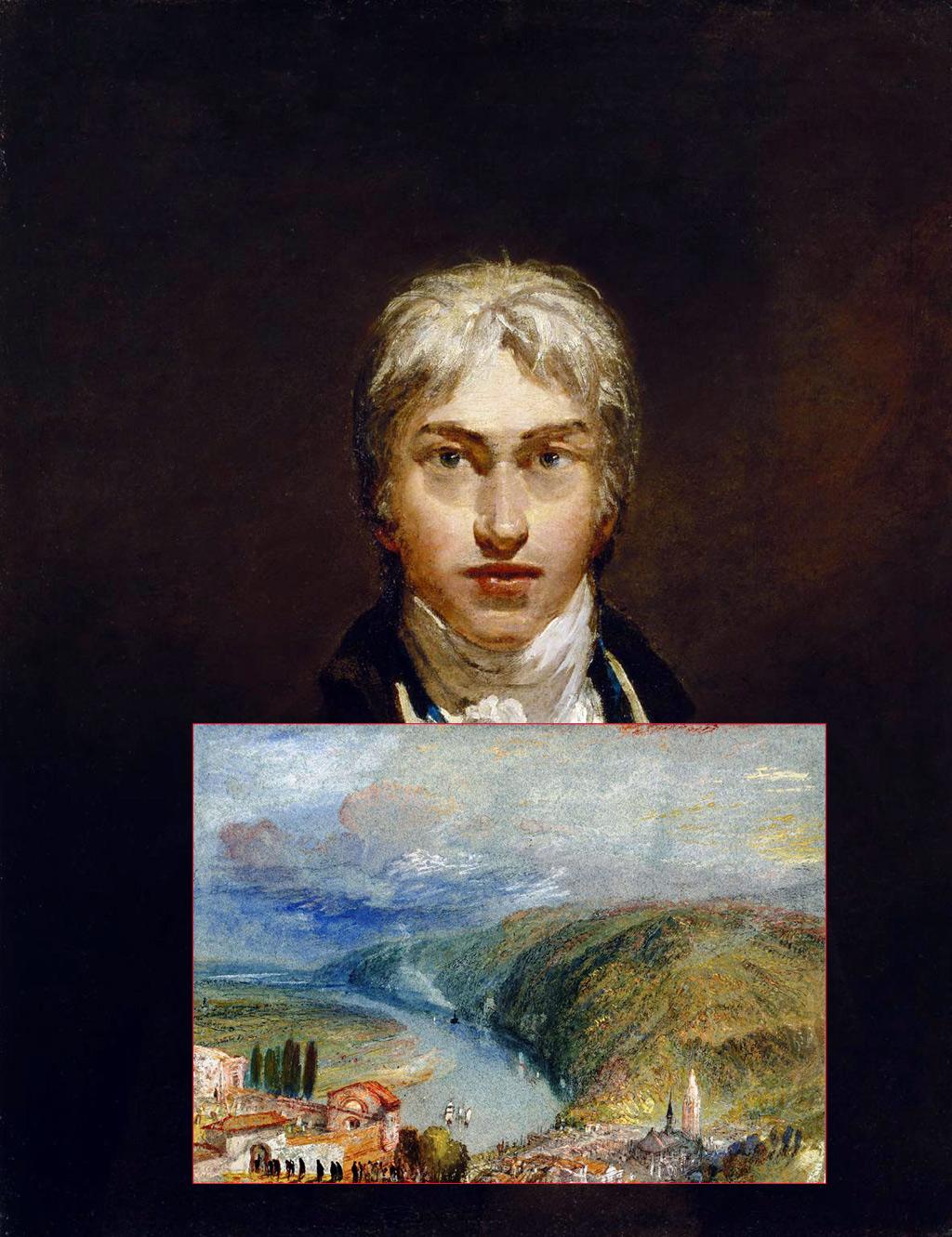 Caudebec-en-Caux – The Artists – Turner, Joseph Mallord William