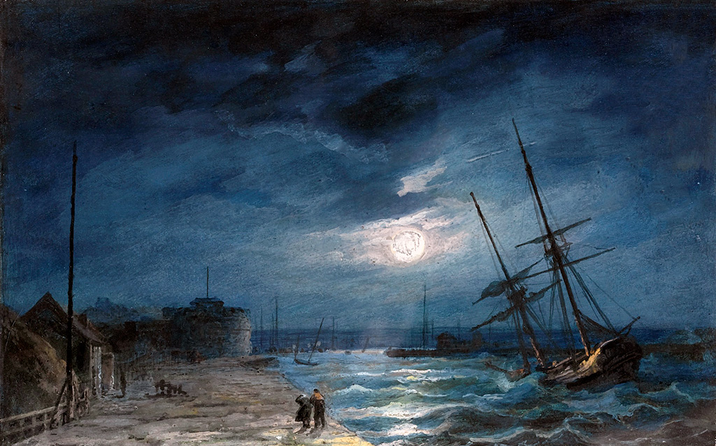 ???? - Alexandre Jean Noel - The Port of Le Havre