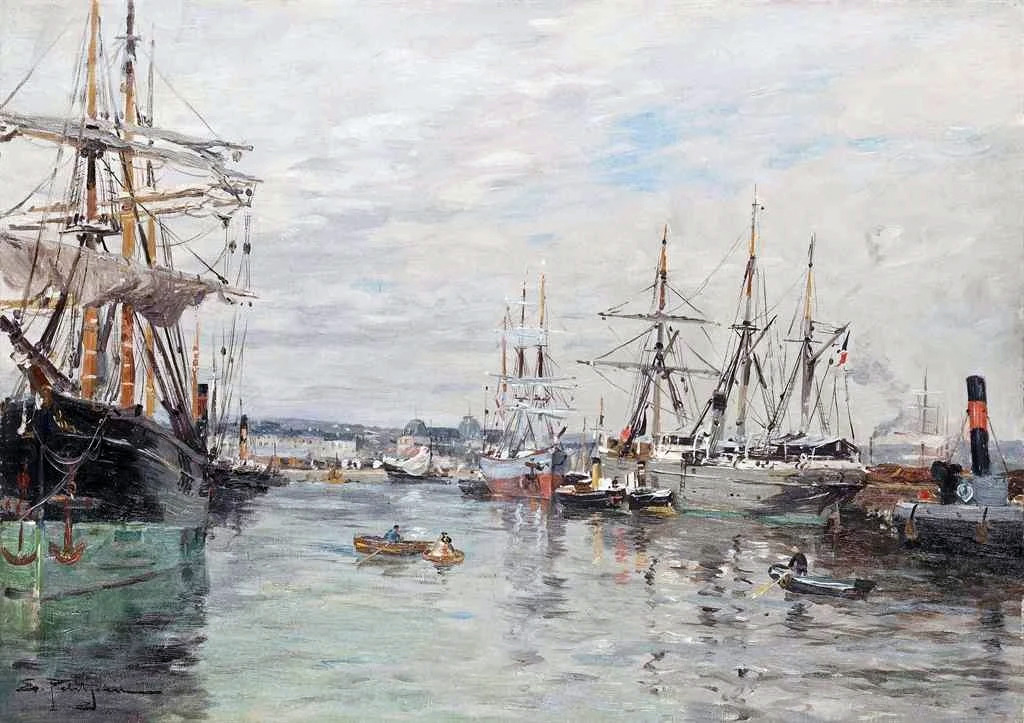 ???? - Edmond Marie Petitjean - Le Havre, France