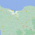 Cherbourg - The Artists - Overview and Map