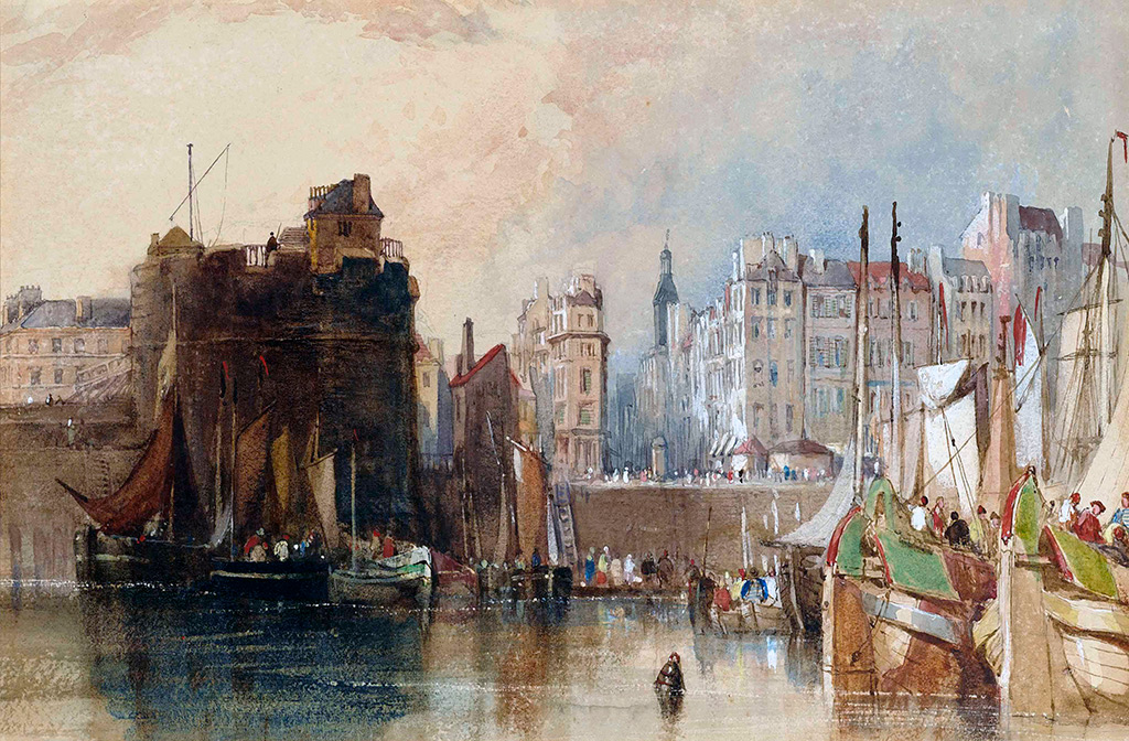 ???? - Clarkson Frederick Stanfield - Havre de Grace, France