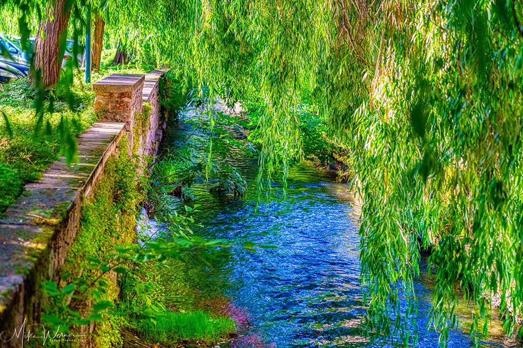 La Bouzaise river