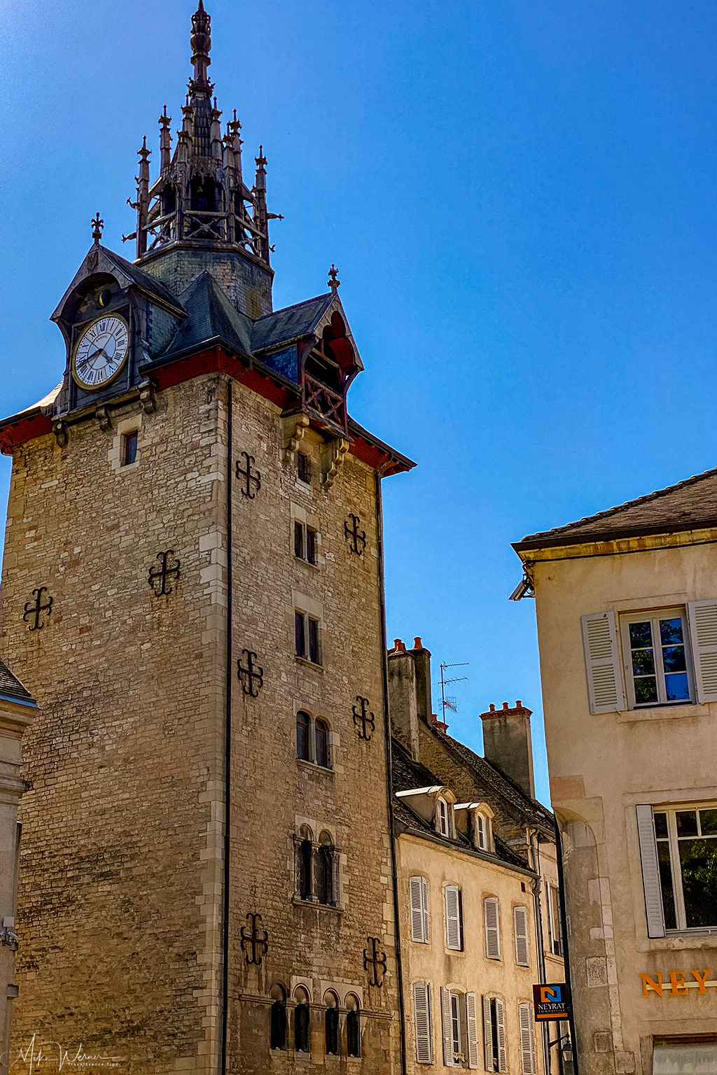 Bell Tower of Beaune