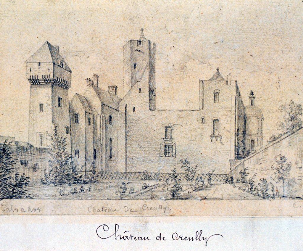 ???? - de Jolimont - Creully Castle. Calvados