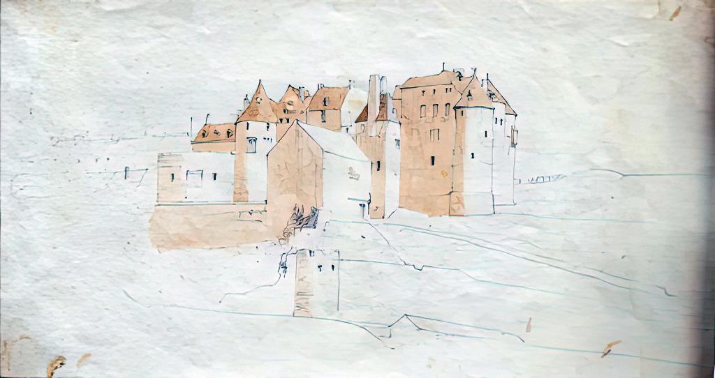 ???? - Thomas Shotter Boys - Dieppe Castle