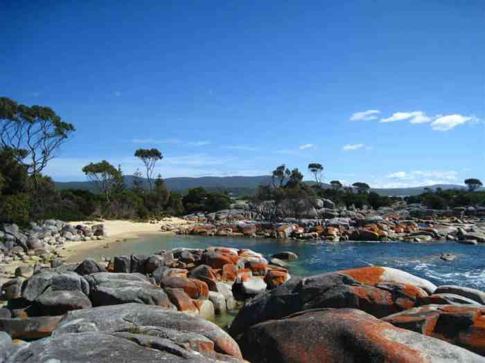 Swimming Hole, Binalong Bay