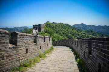 The Great Wall, Mutianyu, Beijing, China