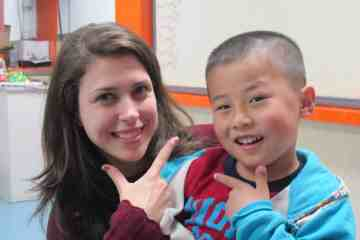 It All Happened on a Whim, You See: A Tale of Teaching English to Kids in China