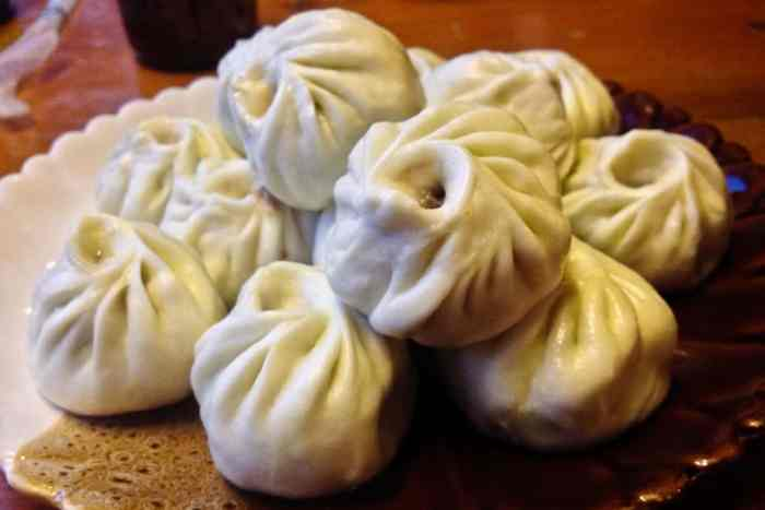 Yak Meat Dumplings, Chinese Traditional Food