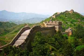 The Greatest Wall Ever! Actually, More Exciting than it Sounds: Hiking The Great Wall of China!