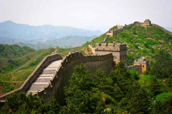 The Great Wall of China, Jinshanling