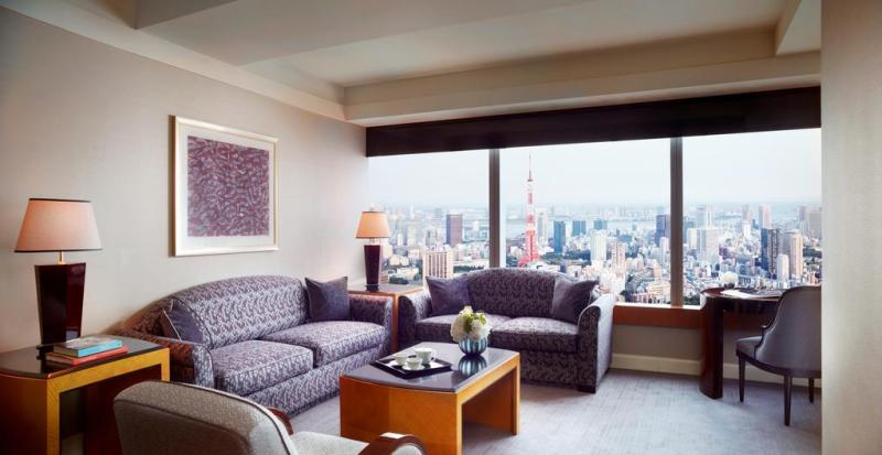 5 Hotels in Tokyo with the Best Views