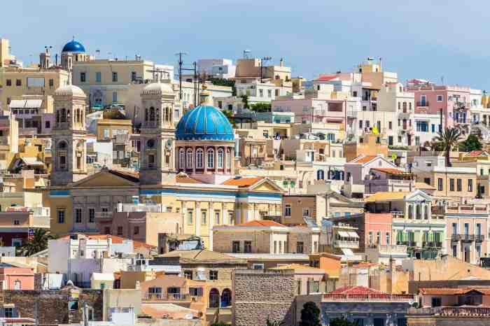 Island of Syros, Pictures of Greece