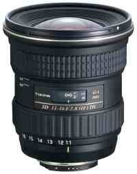 Tokina 11-16mm f/2.8 AT-X116 Pro DX II