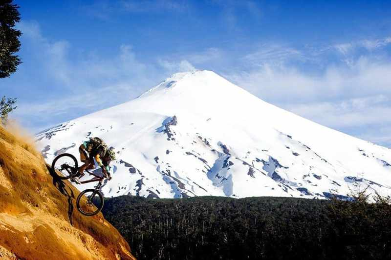 Mountain Biking in Chile