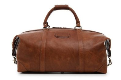 The Korchmar Twain Weekender Bag is another one of the best gifts for travelers