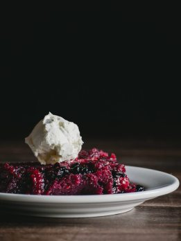 Looking for delicious dessert in Asheville? You need to eat at the Bull and Beggar!