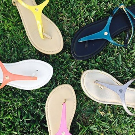 Changeable Sandals are a perfect gift for a woman who travels often