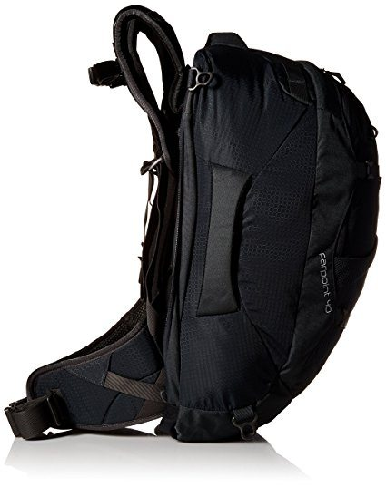 Osprey Farpoint 40 is a great carry on.