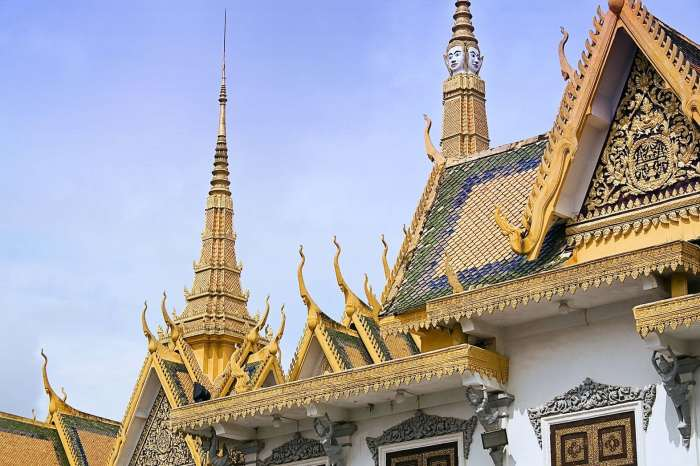 The Royal Palace, Phnom Penh