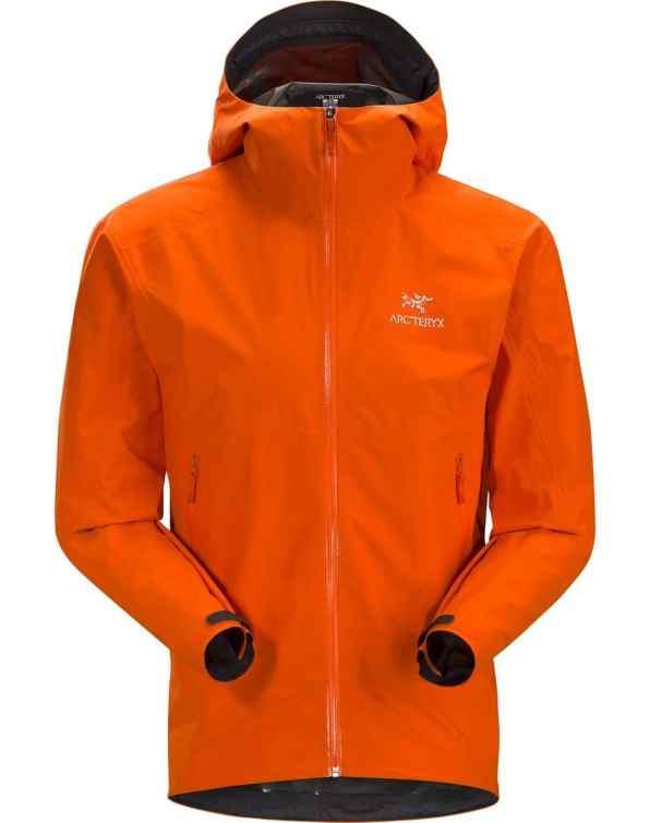 Arc'teryx Zeta SL Rain Jacket (Men's and Women's)