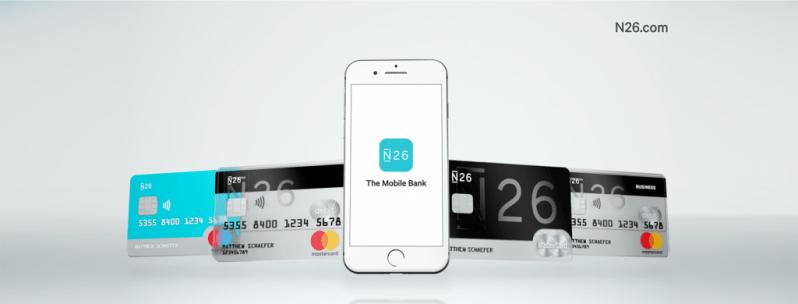 n26 debit card