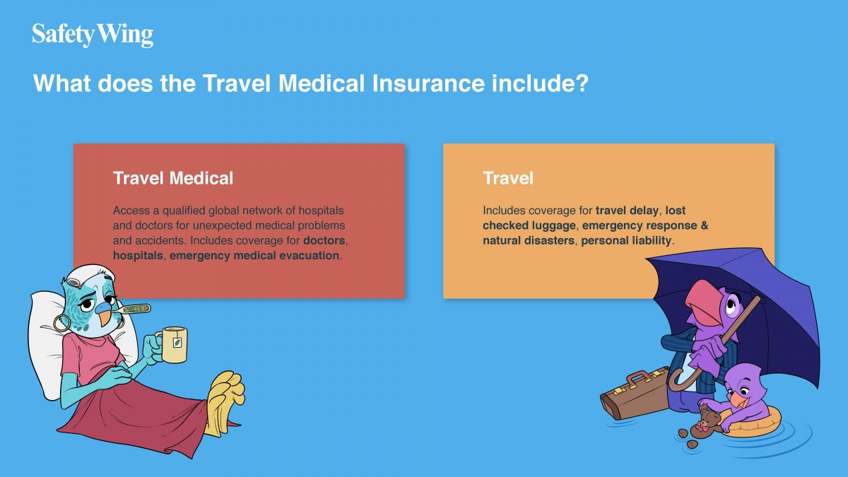 travel nomad insurance