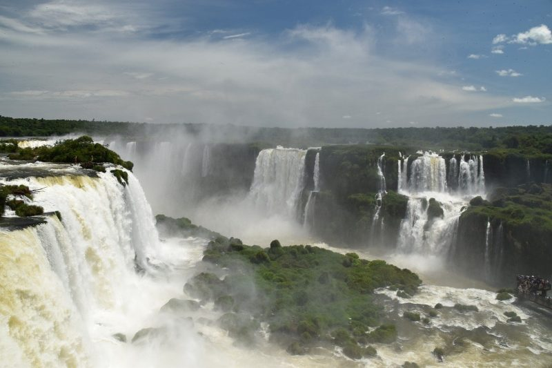 Iguazú Falls argentina