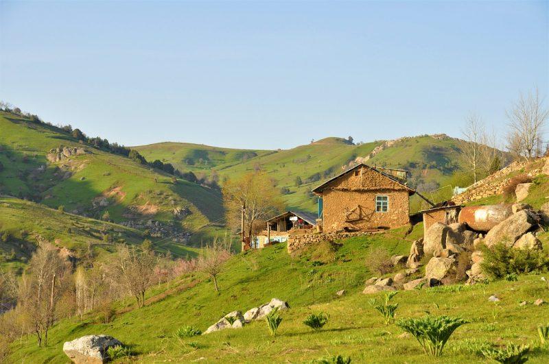 Fergana Valley uzbekistan