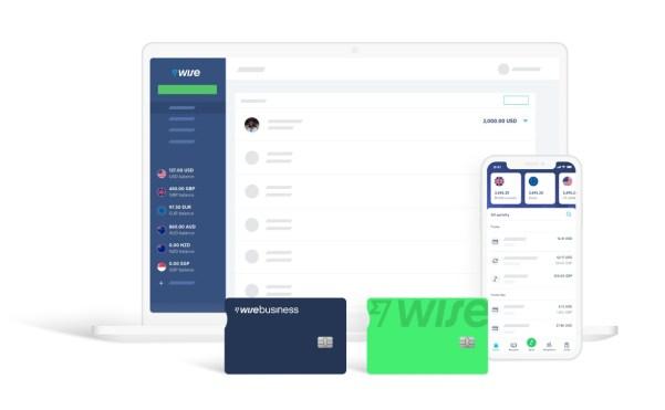 wise free debit card
